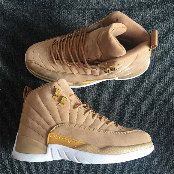 air jordan 12 retro rose gold